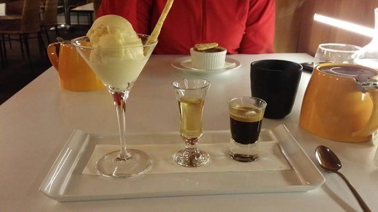 Malabar Restaurant: Affogotto
