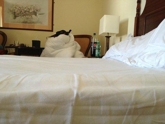 Bayview Hotel: Bett