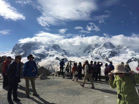 The Matterhorn: 景色が素晴らしい~~