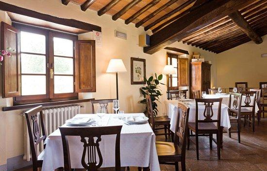 Il Borgo di Vescine - Relais del Chianti: Il Borgo di Vèscine