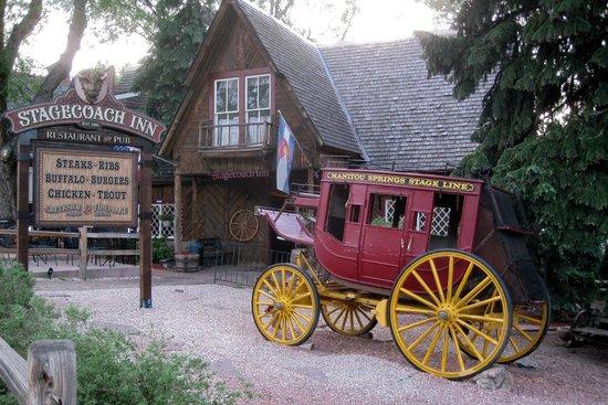PJs Stagecoach Inn: Stagecoach Inn