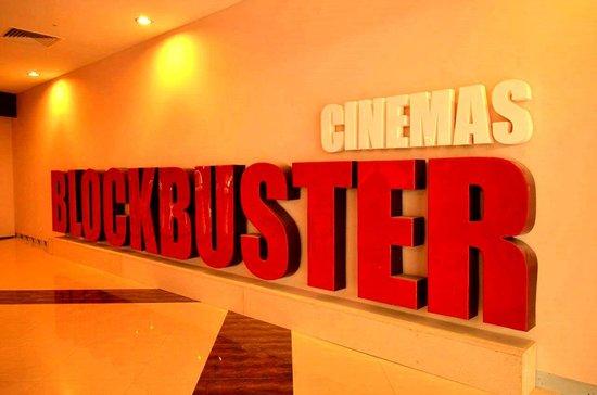 Blockbuster Cinemas