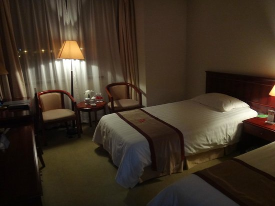 Airlines Travel Hotel Shanghai Pudong Airport Branch: 部屋