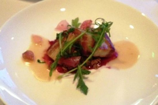 Grouse Mountain Grill: Pork Belly