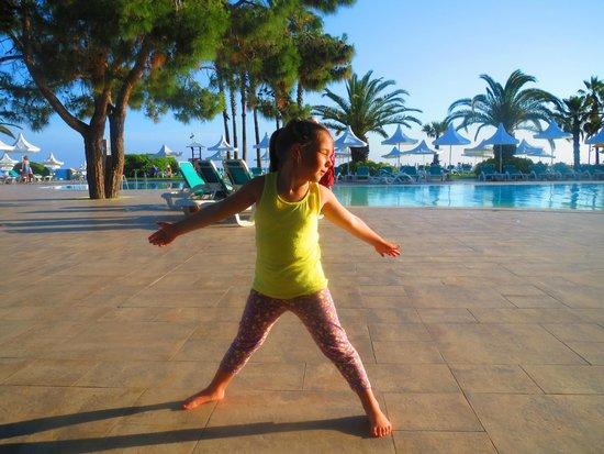 Turquoise Resort Hotel & Spa: главный бассейн