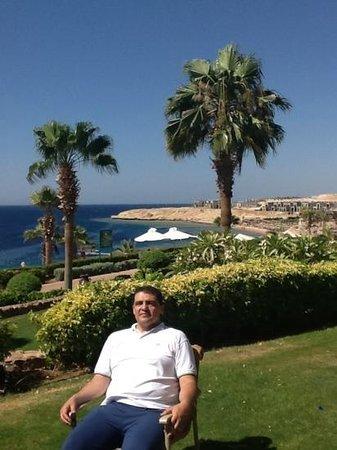 Concorde El Salam Front Hotel : sea view in concorde el salam.....sharm