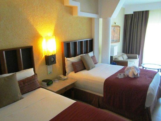 Iberostar Paraiso Maya : 2 Double Bed Suite