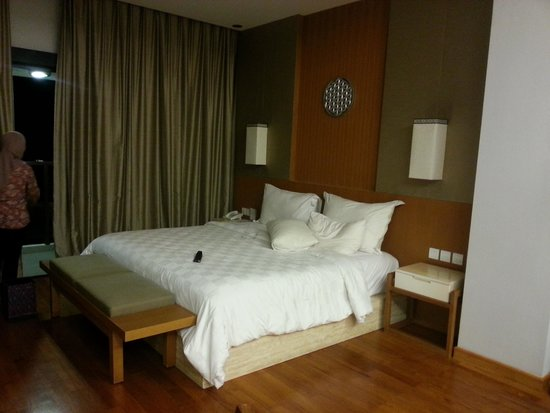 Grand Inna Kuta: vip room