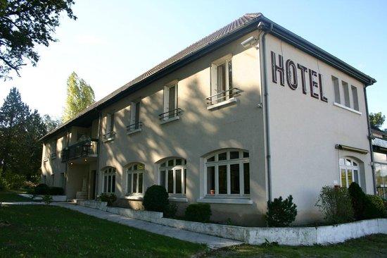 Selles-sur-Cher, Fransa: hôtel restaurant Sologna