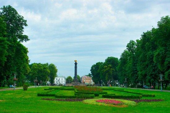 Corpusniy Garden