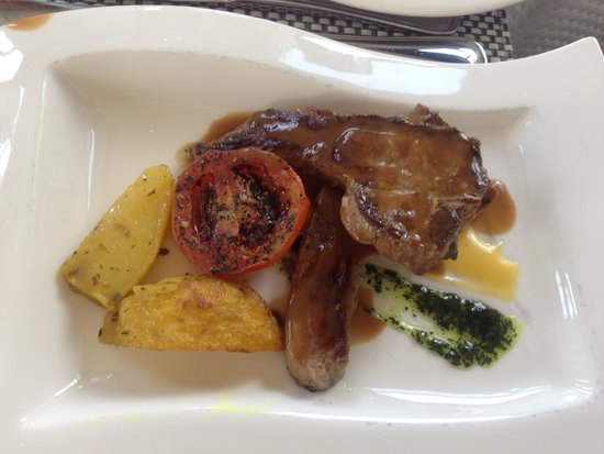 Club Med Bintan Island: Yummy lamb