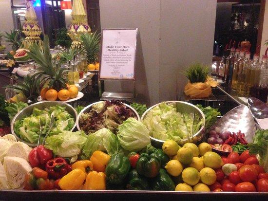 Club Med Bintan Island: Make-Your-Own-Healthy-Salad