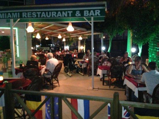 Miami Restaurant & Bar: ...