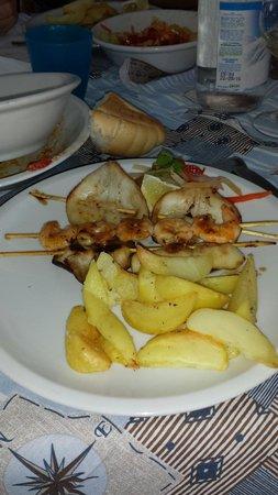 Hotel Belvedere Mare: ottima cucina