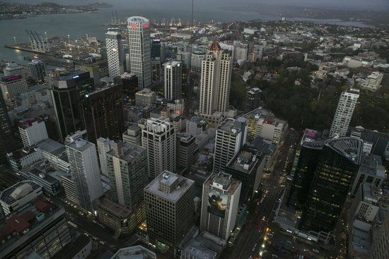 Sky Tower: View from the skytower