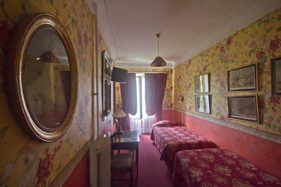 Hotel de Nice: Stanza
