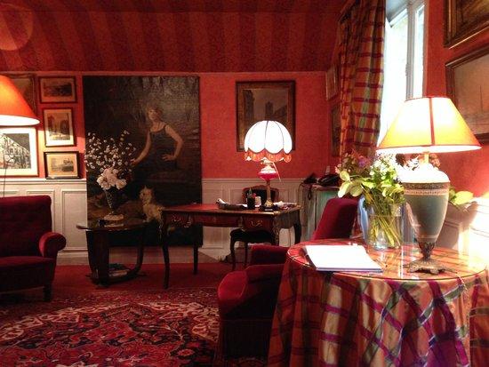 Hotel de Nice: Sala colazione