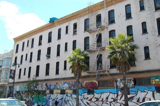 Defenestration Building