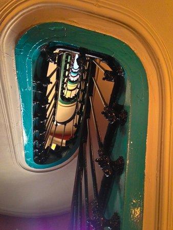 Hotel de Nice: Le scale