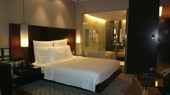 Hilton Kuala Lumpur: Room