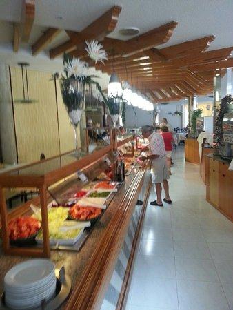 Hotel Pinero Tal: Buffet