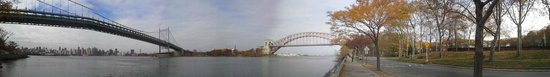 The Panorama from Astoria Park