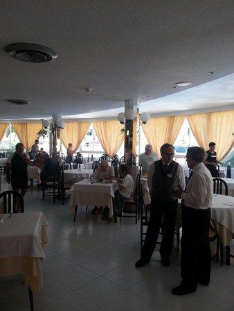 Hotel Pinero Tal: Restaurant