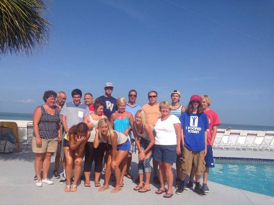 Long Key Beach Resort Motel Family