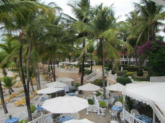 Coco Reef Tobago: Private hotel beach