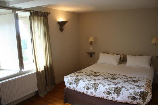Hôtel Le Sauvage : Chambre 18