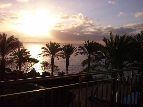 Lti Pestana Grand: View from the room