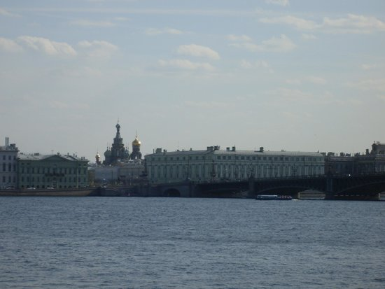 Neva Embankments: Нева