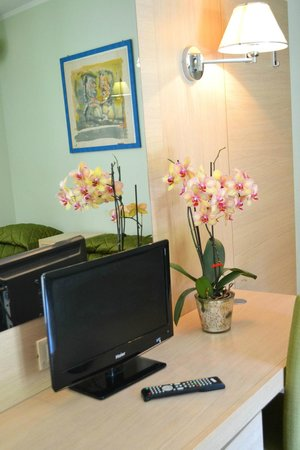 Terme del Tufaro Spa & Hotel: Zimmer