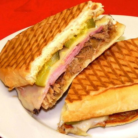Green Goddess Cafe: Cubano