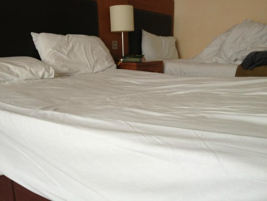Maldron Hotel Smithfield: Bett