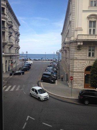 Hotel Duchi Vis a Vis : Vista dalla stanza