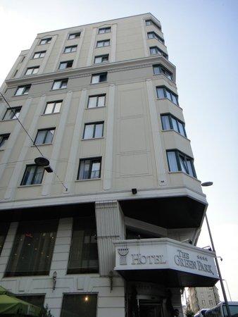 The Green Park Hotel Taksim : Green Park Hotel