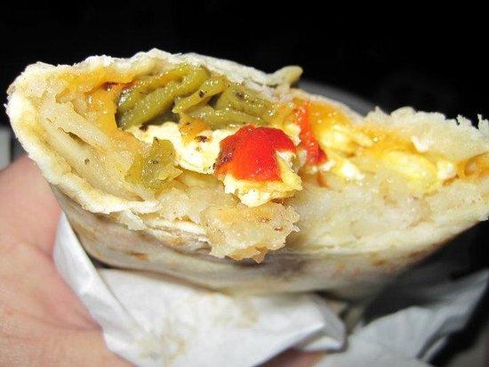 Frontier Restaurant : Best Breakfast Burrito!