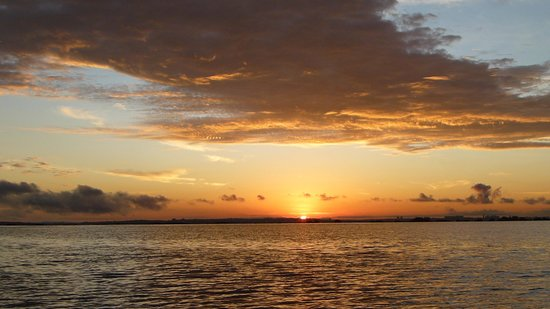 Amazon Jungle Palace: Sunrise on the Rio Negro