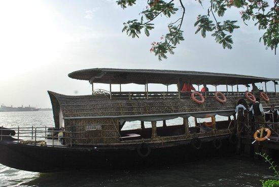 Vivanta by Taj - Malabar: boat