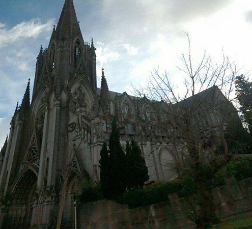 Iglesia de las Carmelitas: me surpreendeu muito. .linda por dentro e por fora