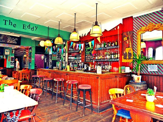 The Edinburgh Pub: WELCOME!