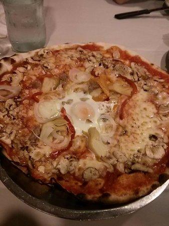 Pizzeria da Baffetto : pizza baffetto