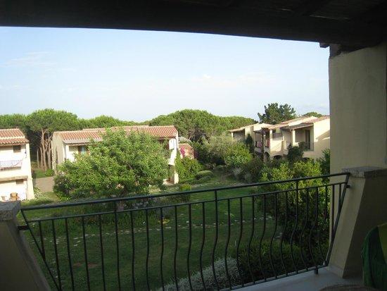 Matta Village : Vue d'une chambre à l'étage
