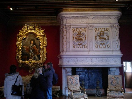 Chateau de Chenonceau: 5