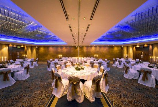 Hilton Cardiff: Wedding Ballroom