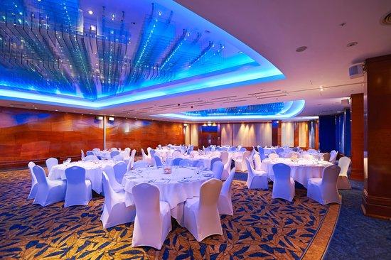 Hilton Cardiff: Ballroom Dinner