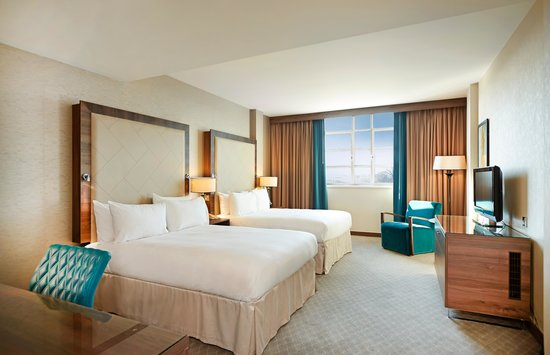 Hilton Cardiff: Double Family Deluxe Room