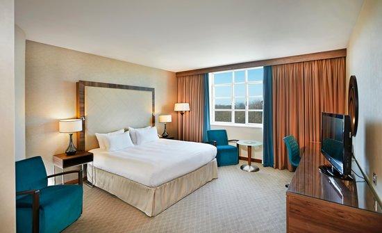 Hilton Cardiff: Double Standard Room