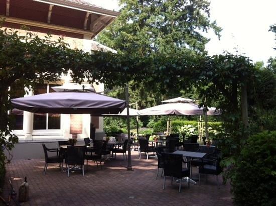 Hotel Ernst Sillem Hoeve: giardino